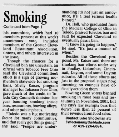 Cleveland Clean Indoor Air Page 2