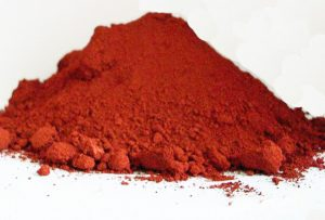 Iron Oxide Oxide Red