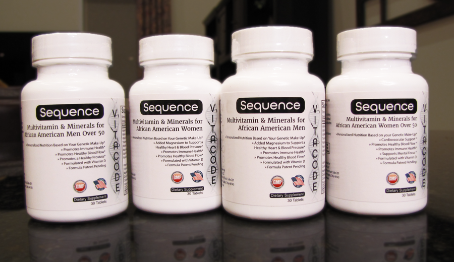 Sequence Multivitamins for African Americans
